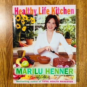 Marilu Henner Healthy Life Kitchen